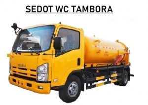 Sedot Wc Tambora