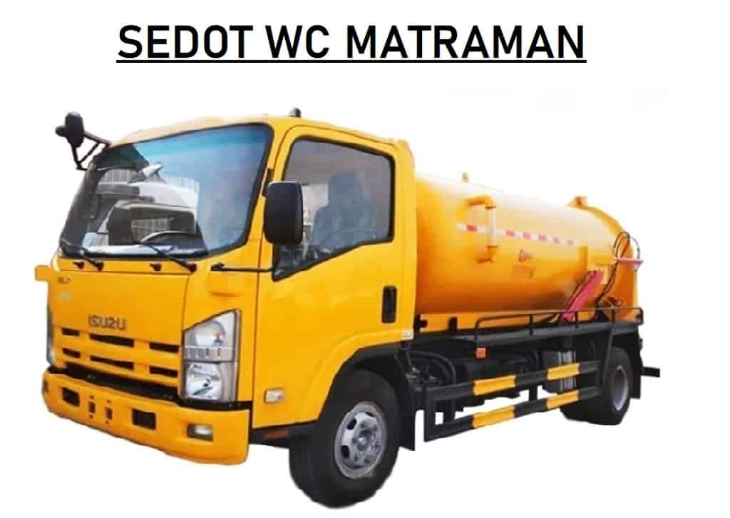 Sedot Wc Matraman