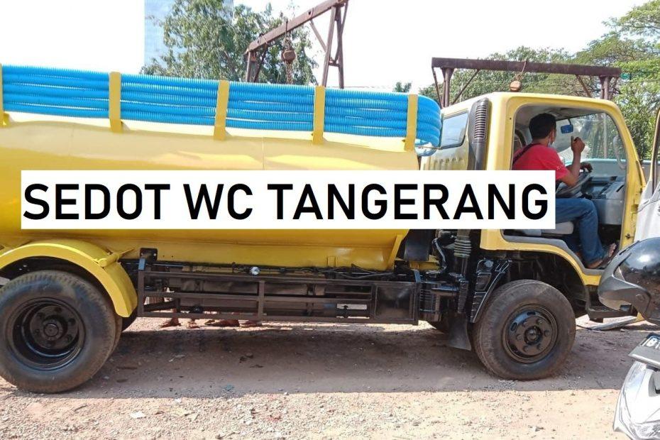 Sedot Wc Tangerang