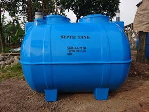 Membuat Septic Tank Ramah Lingkungan