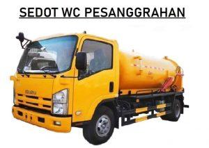 Sedot Wc Pesanggrahan