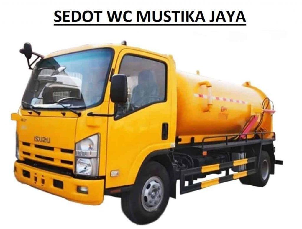 Sedot Wc Mustika Jaya