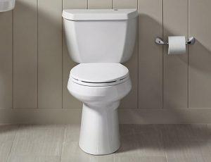Masalah Toilet Duduk Ini