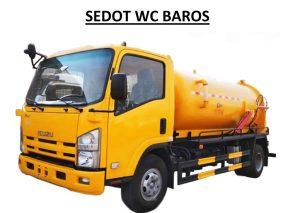 Sedot WC Baros