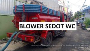 Blower Sedot WC