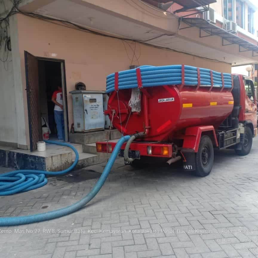 Sedot WC Jakarta Pusat