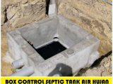 Box Control septic air hujan